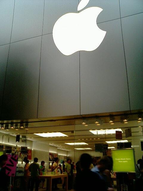 AppleStoreShiguya
