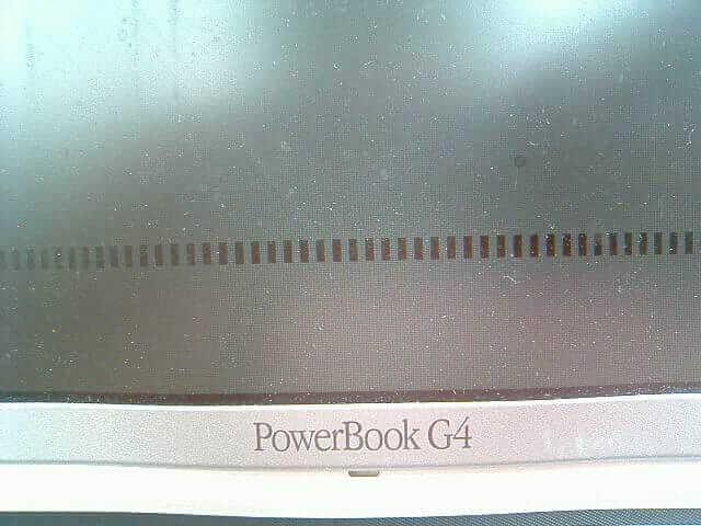 PowerBook、ご臨終