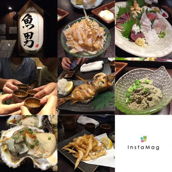 【Instagram】昨日行ってきた居酒屋。刺身ものどぐろもかにみそも日本酒も美味しかったです。これだけ食べて飲んでもお値段はリーズナブルなのが嬉しいし、お店の雰囲気も素敵でした。また行きたい居酒屋が増えました(*^^*)余韻を感じつつ午後も頑張ります。#居酒屋 #刺身 #相模原