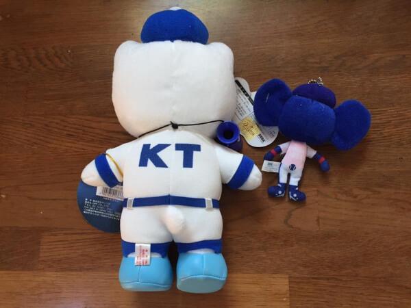 後ろ姿「KT」
