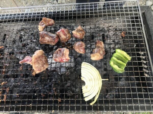 肉、第二弾