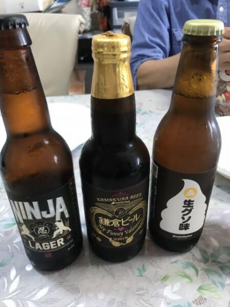 地ビール集合