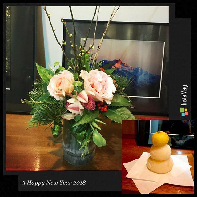 【Instagram】あけましておめでとうございます。2018年が素晴らしい1年になりますよう、心よりお祈り致します。本年もよろしくお願い致します。2018年1月1日 00:39
