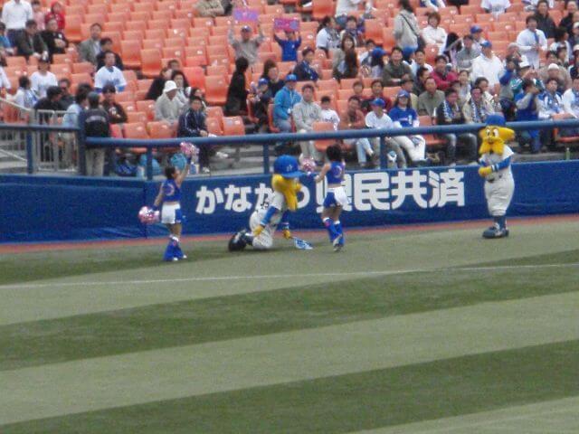 2008/4/19 横浜スタジアム