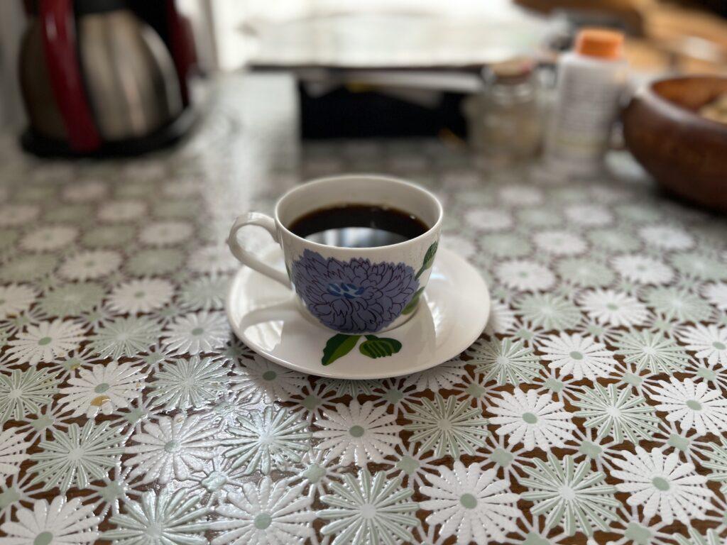 iPhone13で撮ったコーヒー